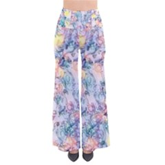 Softly Floral C Pants