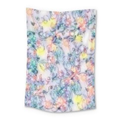Softly Floral C Small Tapestry