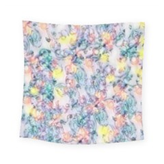 Softly Floral C Square Tapestry (small)