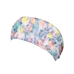 Softly Floral C Yoga Headband