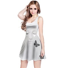 A Beautiful Sorrow Reversible Sleeveless Dress