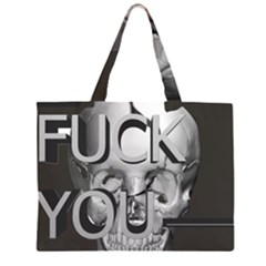 Fuck You Large Tote Bag