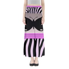 Butterfly Maxi Skirts