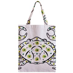 Cancer Zipper Classic Tote Bag