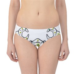Cancer Hipster Bikini Bottoms