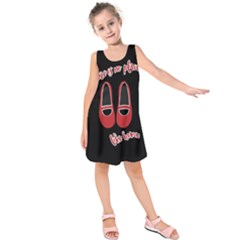 There is no place like home Kids  Sleeveless Dress