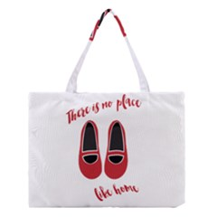 There is no place like home Medium Tote Bag