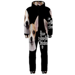 Chihuahua Hooded Jumpsuit (Men)