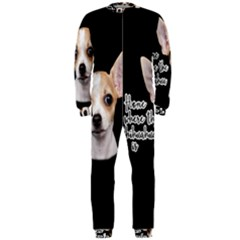 Chihuahua OnePiece Jumpsuit (Men)