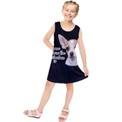Chihuahua Kids  Tunic Dress