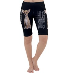 Chihuahua Cropped Leggings