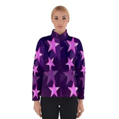 Background With A Stars Winterwear