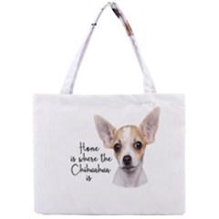 Chihuahua Mini Tote Bag