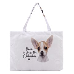 Chihuahua Medium Tote Bag