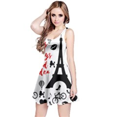 Paris Reversible Sleeveless Dress