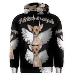 Angel Chihuahua Men s Pullover Hoodie