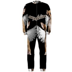 Angel Chihuahua OnePiece Jumpsuit (Men)