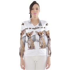 Angel Chihuahua Wind Breaker (Women)