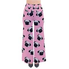 Pug dog pattern Pants
