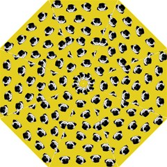 Pug dog pattern Folding Umbrellas