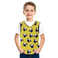 Pug dog pattern Kids  SportsWear