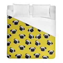 Pug dog pattern Duvet Cover (Full/ Double Size)