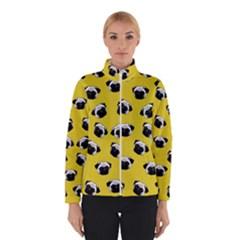 Pug dog pattern Winterwear