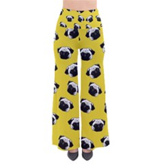 Pug dog pattern Pants