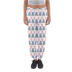 Triangles and other shapes           Women s Jogger Sweatpants