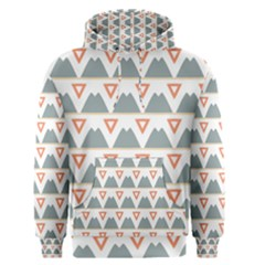 Triangles and other shapes           Men s Pullover Hoodie