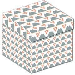 Triangles and other shapes           Storage Stool