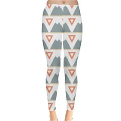 Triangles and other shapes           Leggings