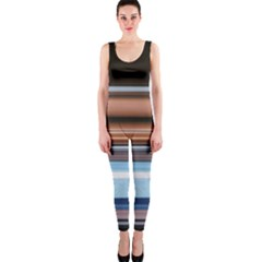 Color Screen Grinding OnePiece Catsuit