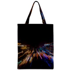 Frozen In Time Zipper Classic Tote Bag