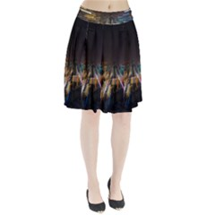 Frozen In Time Pleated Skirt