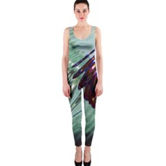 Out Of Time Glass Pearl Flowag OnePiece Catsuit