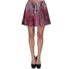Texture Background Skater Skirt