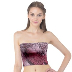 Texture Background Tube Top