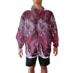 Texture Background Wind Breaker (Kids)