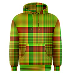Multicoloured Background Pattern Men s Pullover Hoodie