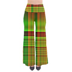 Multicoloured Background Pattern Pants