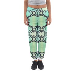 Branches With Diffuse Colour Background Women s Jogger Sweatpants