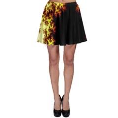 A Fractal Image Skater Skirt