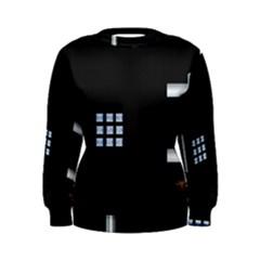 Safe Vault Strong Box Lock Safety Women s Sweatshirt