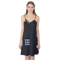 Safe Vault Strong Box Lock Safety Camis Nightgown
