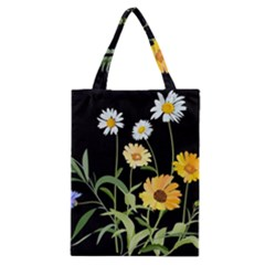 Flowers Of The Field Classic Tote Bag