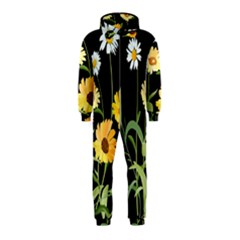 Flowers Of The Field Hooded Jumpsuit (kids)