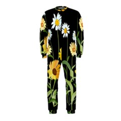 Flowers Of The Field Onepiece Jumpsuit (kids)