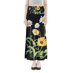 Flowers Of The Field Maxi Skirts
