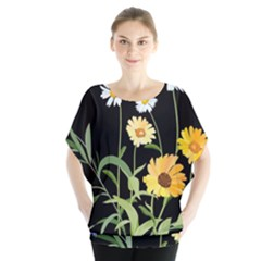 Flowers Of The Field Blouse